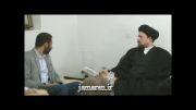 اهدا ی جایزه فیلم تاج محل به موزه امام خمینی (س)