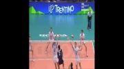 خلاصه ست دوم والیبال ایران و ایتالیا (بازی برگشت - لیگ جهانی)