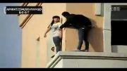 نجات ناموفق دختر از خودکشی!!