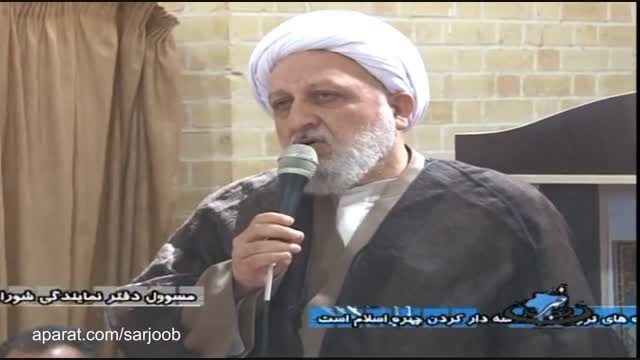 نماز جمعه کمشچه با حضور حجت الاسلام صالحیان