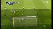 گل های بازی لسترسیتی 1 - 1 آرسنال