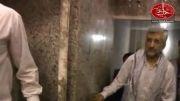 سعید جلیلی در جمع مردم بندرعباس