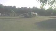 هلیکوپتر بیمارستان امام خمینی