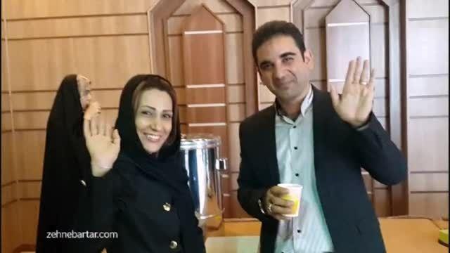 کارگاه حافظه برتر دکتر سیدا مرد حافظه ایران در تهران