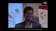 محسن نشاسته گر خواننده جوان ایران مجری