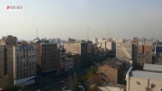 گزارش ویدئویی فارس از آلودگی شدید هوا در پایتخت