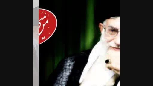 من یمنی ام . سرباز قاسم سلیمانی ،  رهبری .