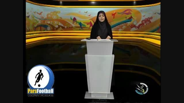 فیلم خبر اهدای عضو ریحانه بهشتی دونده ایرانی