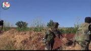 حمله ارتش سوریه به یک روستا و فرار سگلفیان بی وجود
