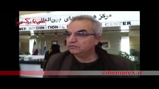 گفتگو با ابوالحسن داوودی درباره نامزدهای سودای سیمرغ
