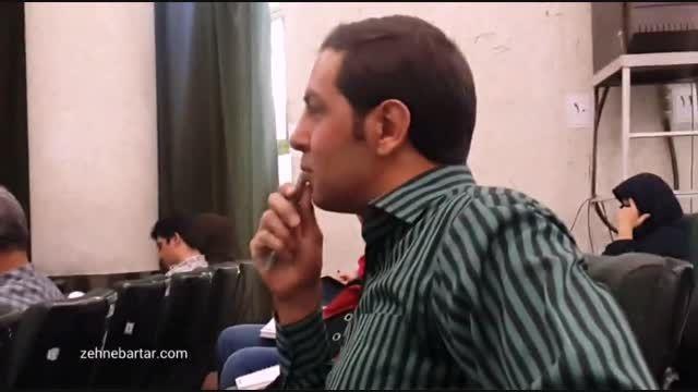 کارگاه حافظه برتر دکتر سیدا مرد حافظه ایران در کرج