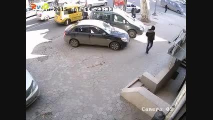 یک دزدی شیک و پیک و بدون دردسر