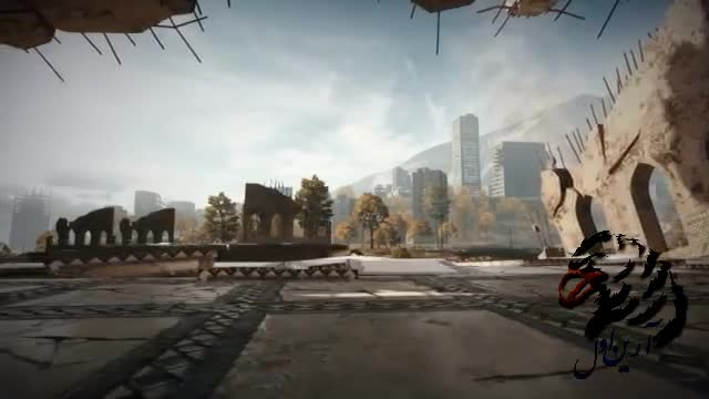 برج آزادی بعد از جنگ جهانی سوم
