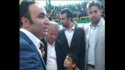 مستندسلطان علی پروین مدیر عامل باشگاه پرسپولیس  در نهاوند