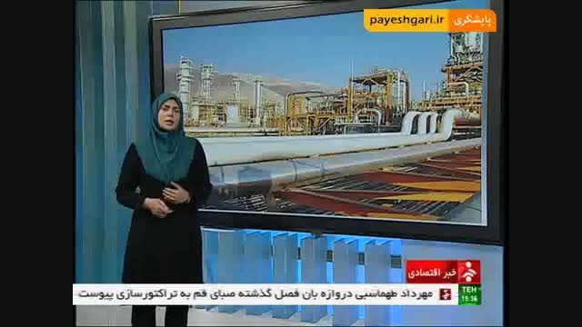 انتقال 117 میلیارد لیتر نفت خام و فرآورده های نفتی