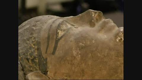 مومیایی 2500 ساله مصری