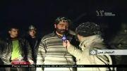 گفتگو با مصدومان و شاهدان حادثه سقوط هواپیما