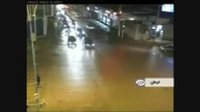 تصادف در کرمان