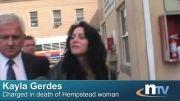 بازداشت زنی به اتهام قتل