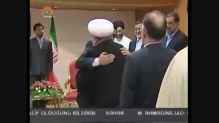 نماینده ولی فقیه در جمهوری آذر بایجان/شبکه سحر