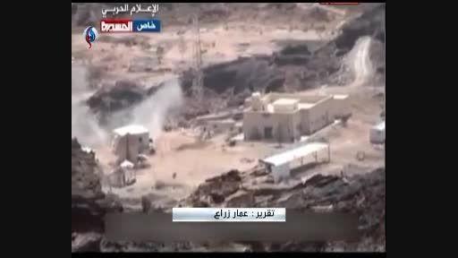 کنترل یمنی ها بر پایگاه نظامی سعودی