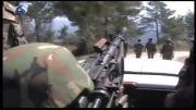 حمله تروریستها به شهر مرزی سوریه با کمک ترکیه