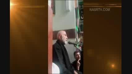 مداحی مدافع حرم حضرت زینب(ص) سردار شهید حسین همدانی