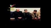 دلداری قالیباف و حاج قاسم