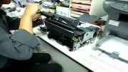 آموزش تعویض فیوزر پرینتر HP 1505