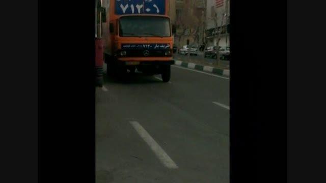 بزرگترین حمل و نقل شهری جهیزیه عروس با ظریف بار-4