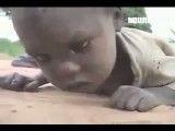 صحنه های دلخراش کودکان شاخ آفریقا
