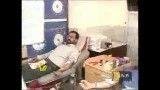 اهدا خون به طرز خنده دار