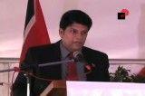 سخنرانی وزیر امور حقوقی هندوستان در هنگام افتتاح سامانه ثبت الكترونیكی تولد