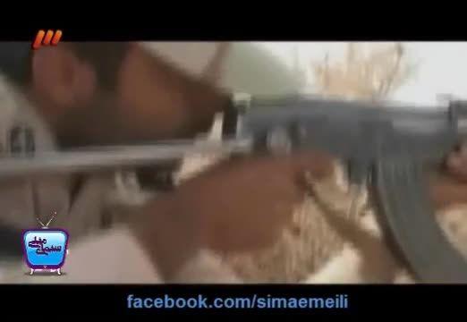 درگیری مسلحانه با قاچاقچیان مواد مخدر