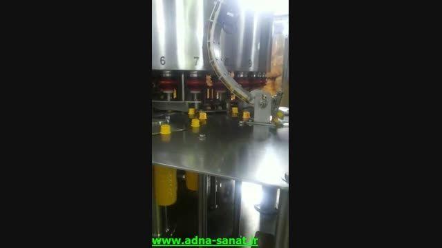 پروژه خط تولید روغن مایع، شرکت آدنا صنعت