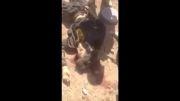 ده ها کشته از سربازان داعش در حملات سنگین پیشمرگه