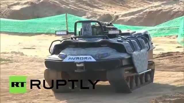 آمادگی و تجهیزات نظامی روسیه برای حمله به داعشی ها