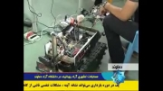 مسابقات کشوری آزاد روباتیک در دانشگاه آزاد دماوند