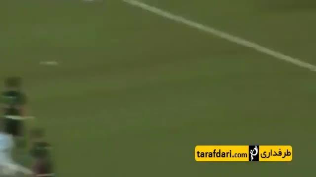 ضربه آزاد عجیب مسی در بازی با مکزیک - امروز آنلاین