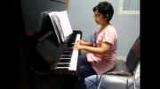 پیانونوازی هلیا ضیایی/ اجرای دوم