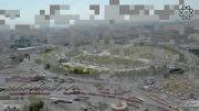 تصاویر هوایی از برج آزادی تهران (2)