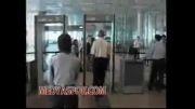 سوتی یک ایرانی در فرودگاه تایلند