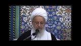 پاسخ آیت الله مکارم شیرازی در سوال چرا پیاده روی اربعین