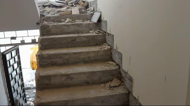 تخریب حرفه ای منزل مسکونی - برادران افشار