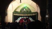 عزاخانه اکبریه تبریز-آخرین شب قدر سال 93-مسجدخسروشاهی-کربلایی عیسی قوچی و موسی ش