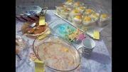 برپایی بسیار پرشور جشنواره غذا به مناسبت هفته احسان و نیکوکاری