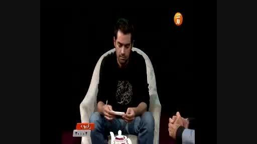 ماجرای ازدواج شهاب حسینی