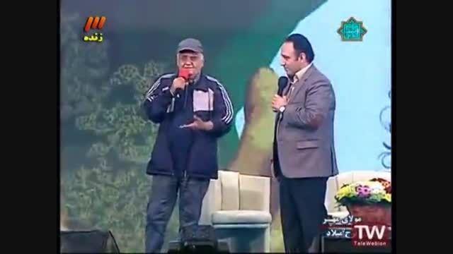 اعتراض نماینده عرب مجلس به خاطره اکبر عبدی
