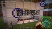 شومینه هوشمند [Minecraft]