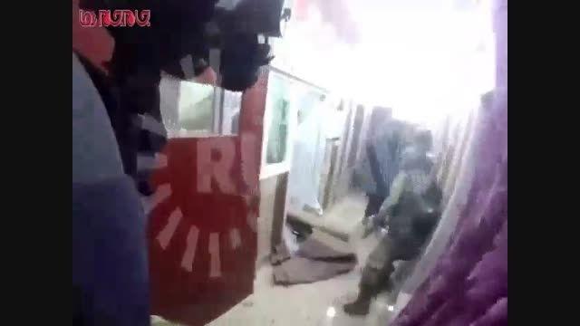 انتقال 2 سرکرده داعش به محلی نامعلوم فیلم گلچین صفاسا